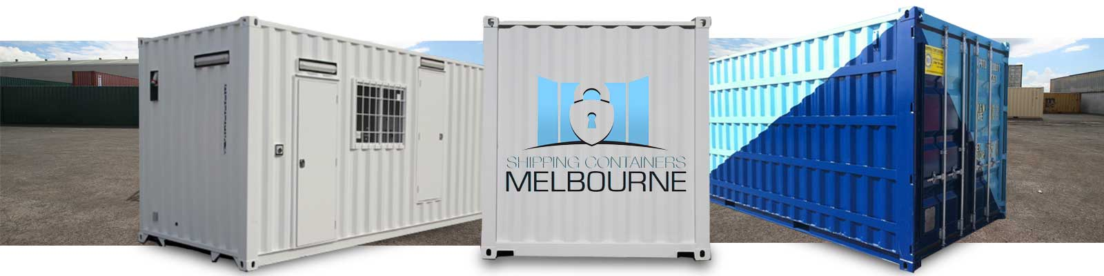 Shipping Containers Melbourne
